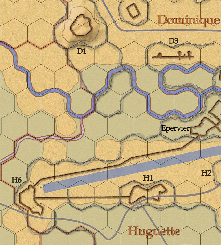 Dien Bien Phu, the final gamble Map